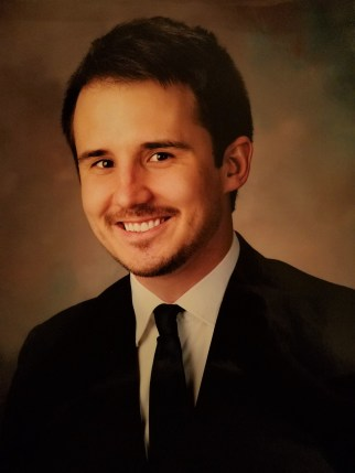 headshot of Dr. Andrew Keiner audiologist
