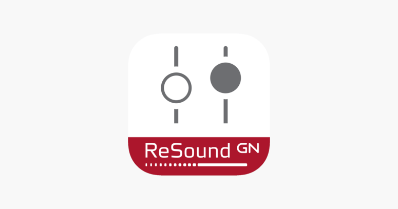 ReSound GN Hearing Aids Logo