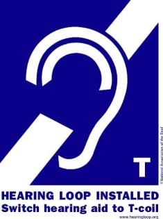 telecoil symbol
