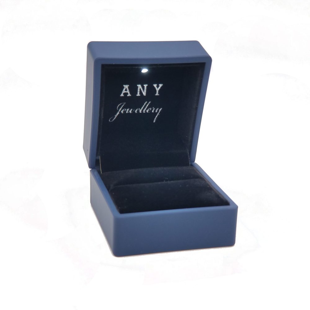 Jewellery Rigid Box with LED Light