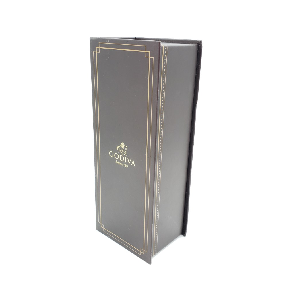 Rigid Hinged Magnetic Box with EVA Insert