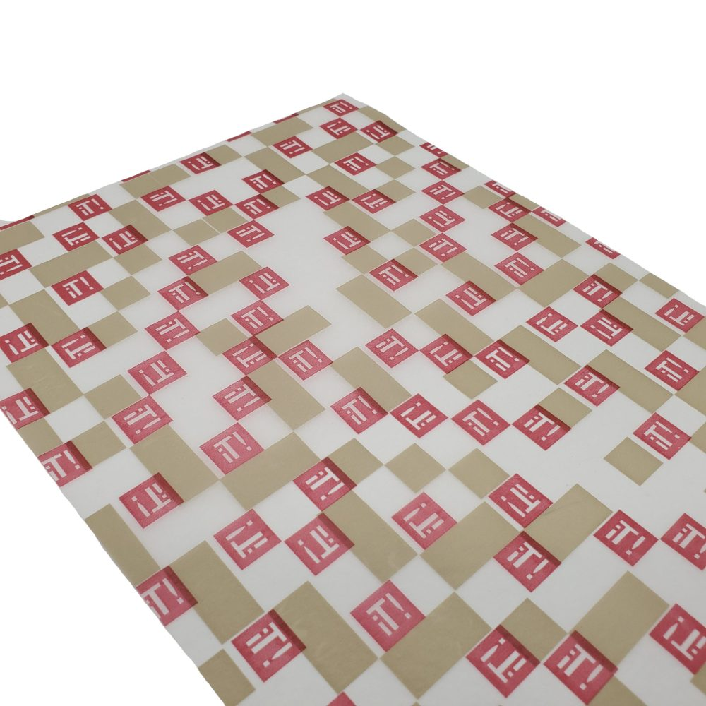 Printed Wrapping Paper / Tissue Paper