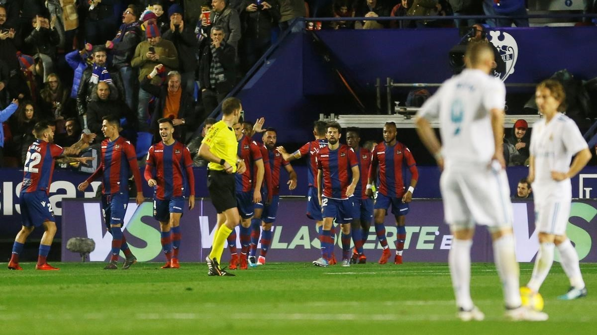 Podcast Levante 2-2 Real Madrid