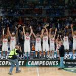 Crónica: Real Madrid 97-95 Valencia Basket