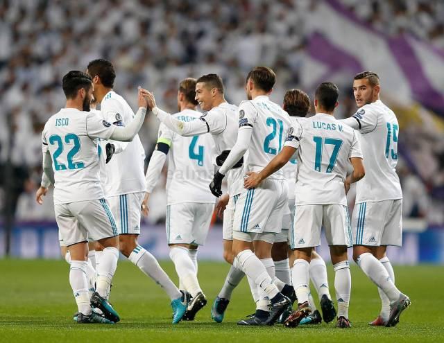 Zona mixta Real Madrid 3-2 Borussia Dortmund