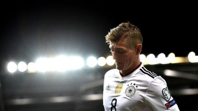 Toni Kroos regresa a Madrid