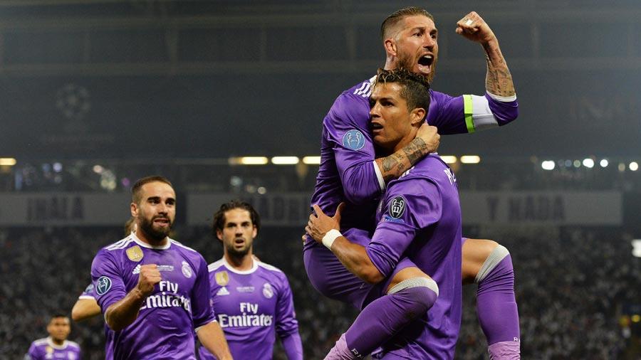 Notas Juventus 1-4 Real Madrid