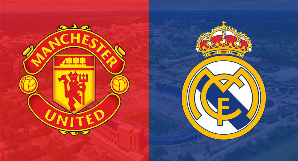 Previa Real Madrid-Manchester United