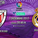 Previa Athletic de Bilbao-Real Madrid | Jornada 14 Liga Santander