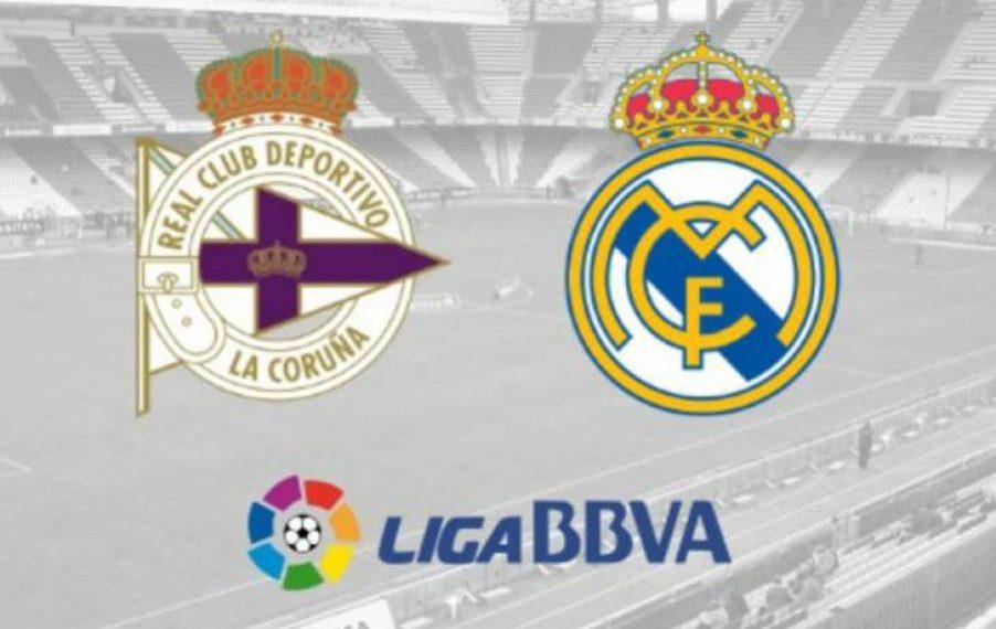 Previa Deportivo-Real Madrid