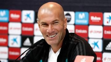 Rueda de prensa de Zidane-Previa Jornada 12 Liga Santander