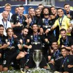Crónica: Real Madrid 2-1 Manchester United   Supercopa de Europa