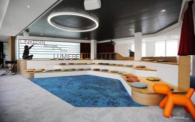 LinkedIn Paris designed by Il Prisma