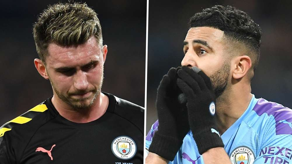 Laporte and mahrez
