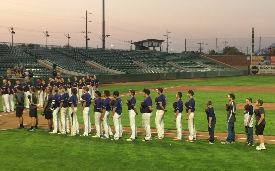 Boys Baseball Takes 2nd at State