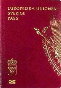 Pass SVENSKT
