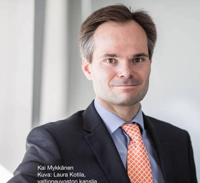 """Finland. Inrikesminister Kai Mykkänen: """"Finländarnas rättsmedvetande säger, att fråntagande av finskt medborgarskap borde komma ifråga också när det gäller grova sexualbrott."""""""
