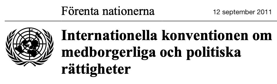 Skulle en muslim med mellanösternbakgrund och med danskt medborgarskap, som i Sverige bränt en bibel, ha avvisats och dömts till två års inreseförbud till Sverige?