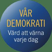 Om Vår demokrati. Med Bamse.