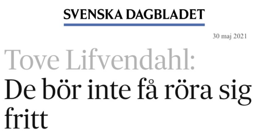 Den som enligt lagakraftvunnet beslut av myndighet eller domstol ska utvisas ur Sverige, ska utvisas ur Sverige