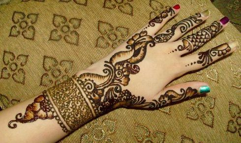 mehndi design beautiful
