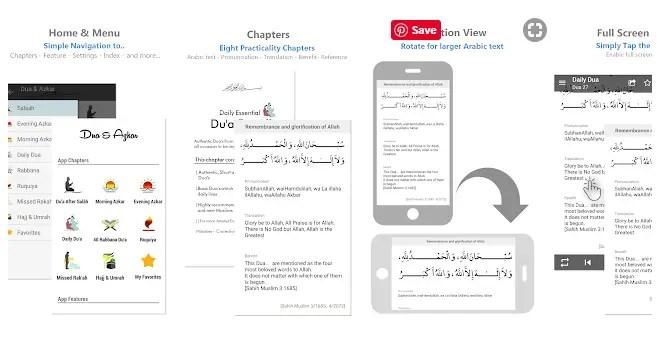 Dua Azkar app