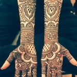 arabic mehndi design