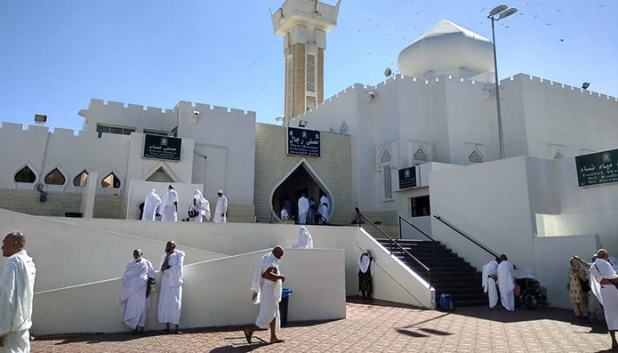 Juaranah masjid