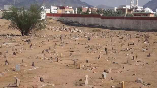 Martyres of Badr Battle