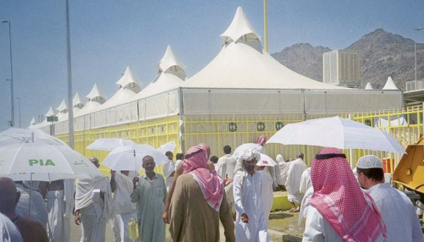 the-mina( the city of Tent