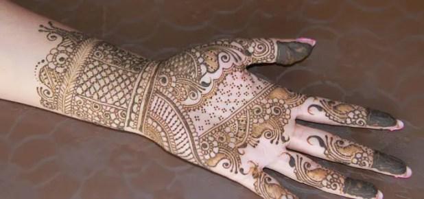 104 Intricate, Classical Indian Design