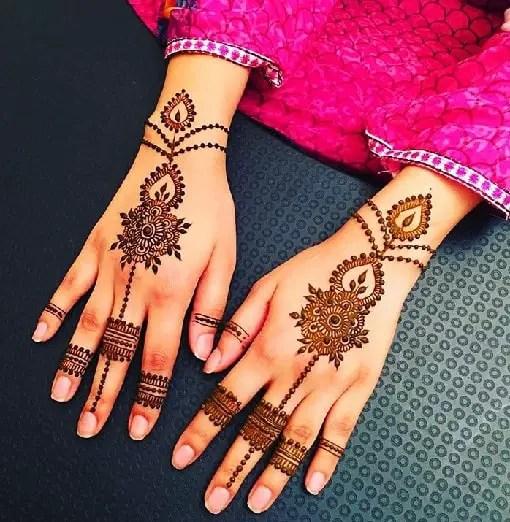58 - Jewelry-Style-Arabic-Mehndi-design