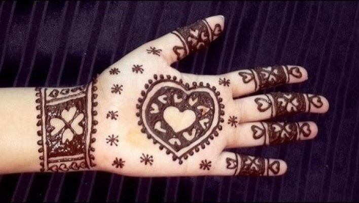 60 -Latest-Mehndi-Designs-2016-for-Kids