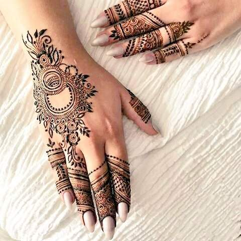 72 Stylish-Arabic-Mehandi-Designs-For-Stylish-Girls-Mehandi-Designs-2019