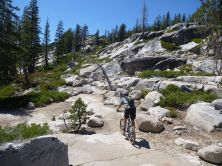 Lots of granite riding