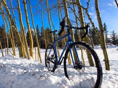 Joe's gravel bike