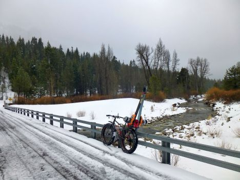 Fat sherpa  -bridge