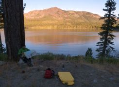 Camp 3, Fallen Leaf Lake.
