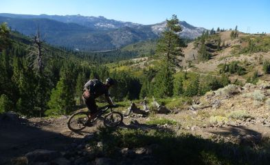 Jeff, Donner Lake Rim Trail
