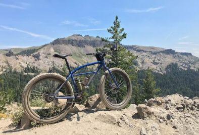 Scott's Sierra Flyer up on Donner Pass