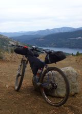 My rig above Donner Lake