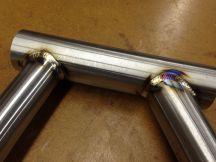 head tube welds