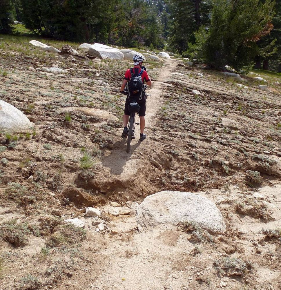 Tahoe Rim Trail tour (6/6)