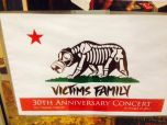 Hit the Phoenix Theater in Petaluma for Victims Family 30th Anniversary show!