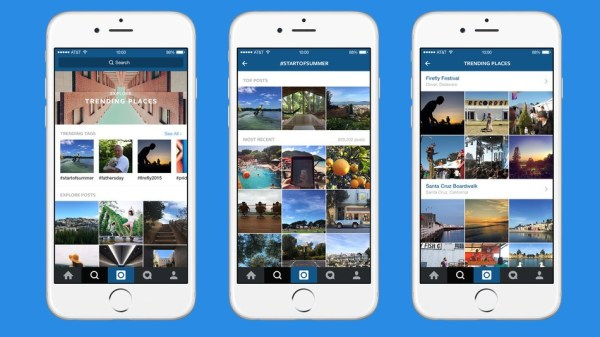 Instagram overhauls its search features to focus on trends ...