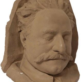 Григорий Орджоникидзе, посмертная маска