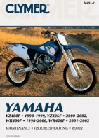 Clymer Motocross Bikes Workshop Manuals