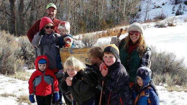 Merlin CCC | Merlin Nature Preserve | December 2015 Inaugural Little Philosopher's Walk