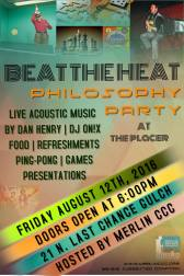 Beat the Heat Philosophy Party