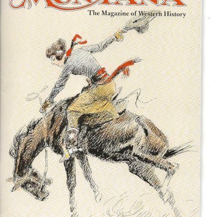 Montana- magazine of western history